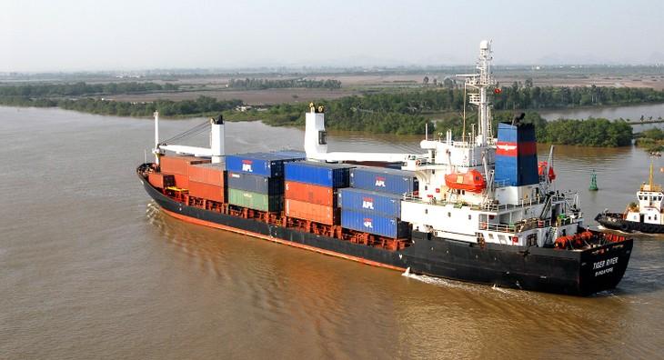 Tổng trị giá xuất khẩu trong tháng 5/2020 đạt 19,13 tỷ USD, tăng 8,8% so với tháng trước. Ảnh: Lê Tiên