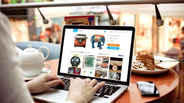 Đấu giá trực tuyến là hình thức đã được áp dụng phổ biến ở nhiều quốc gia trên thế giới