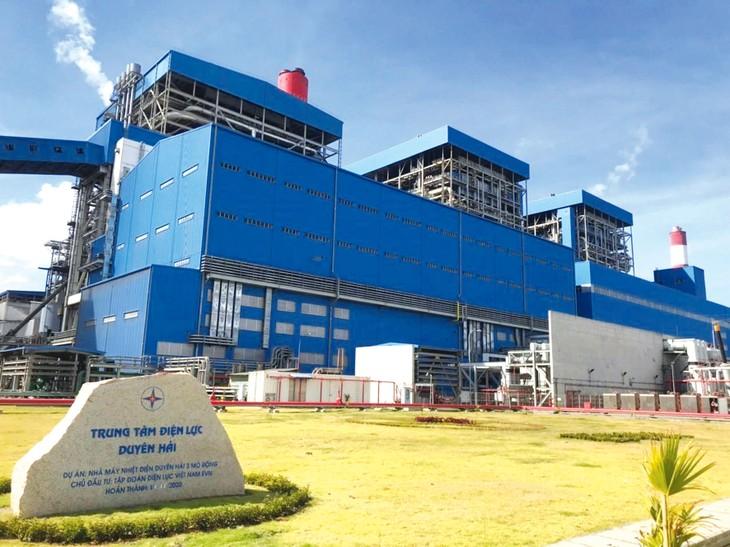 6 tháng mùa khô, EVNGENCO1 sẽ hoàn thành kế hoạch được giao, trong đó sản lượng của Dự án Nhà máy Nhiệt điện Duyên Hải 3 mở rộng là 439 triệu kWh