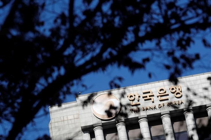 Ngân hàng trung ương Hàn Quốc (BOK). ảnh: reuters