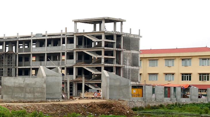 Yên Bái: Chọn được nhà thầu thi công Trường PTTH Nguyễn Huệ