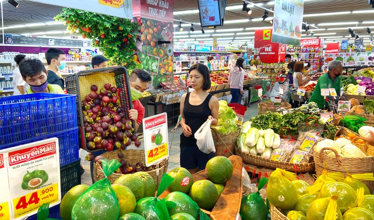 CPI của Việt Nam bình quân năm 2020 so với năm 2019 có thể tăng ở mức 3,6 - 4%. Ảnh: Phú An