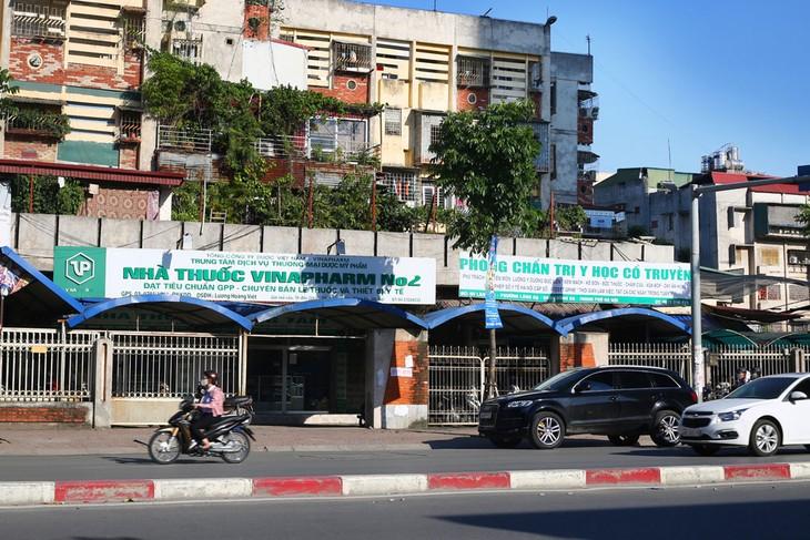 Vinapharm đang quản lý, sử dụng gần 9.870 m2 đất, chủ yếu là khu đất diện tích lớn tại khu vực nội thành Hà Nội và TP.HCM. Ảnh: Lê Tiên