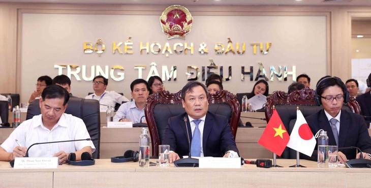 """Hội nghị xúc tiến đầu tư trực tuyến Việt Nam - Nhật Bản với chủ đề """"Việt Nam - Điểm đến thành công và an toàn cho đầu tư"""" đã thu hút hơn 1.000 nhà đầu tư tham dự"""