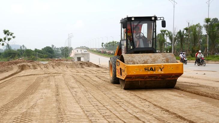 """7 dự án BT với tổng mức đầu tư dự kiến hơn 1.000 tỷ đồng đang được tỉnh Hà Nam """"tăng tốc"""" lựa chọn nhà đầu tư trước thời điểm Luật PPP có hiệu lực. Ảnh: Lê Tiên"""