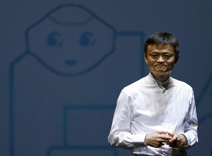 Jack Ma bán 8,2 tỷ USD cổ phiếu Alibaba