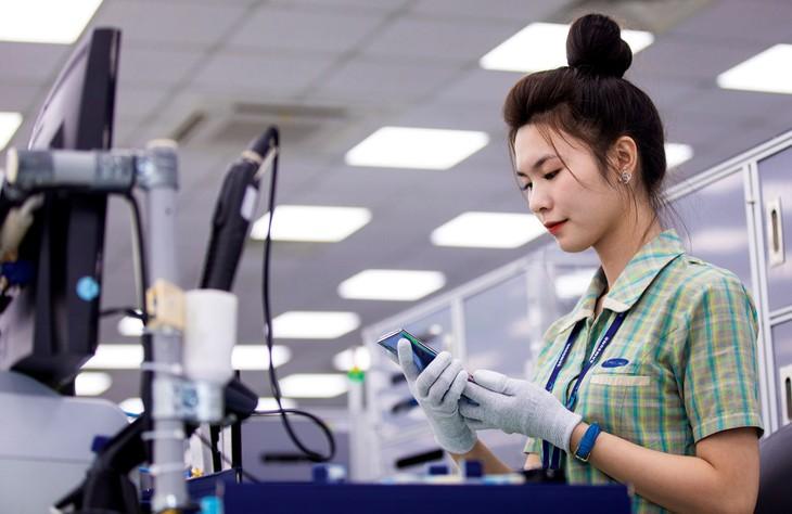 Thị trường nhập khẩu có dấu hiệu phục hồi là cơ sở cho phục hồi ngành chế biến, chế tạo và xuất khẩu. Ảnh: Lê Tiên