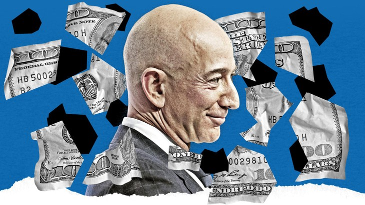 """Jeff Bezos coi việc mất 8 tỷ USD trong 2 phiên giao dịch chỉ là """"chuyện thường ngày"""""""