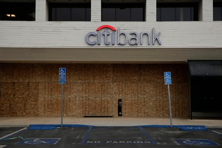 """3 """"ông lớn"""" ngân hàng Mỹ dự phòng hàng tỷ USD chống nợ xấu"""