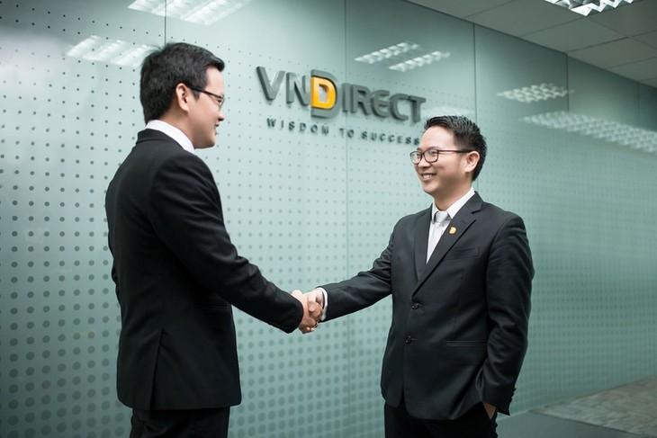VnDirect báo lãi quý II tăng trưởng 247%