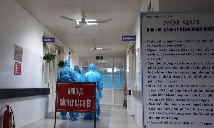 Phòng chống COVID-19: Bộ Y tế thông báo khẩn