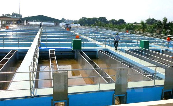 UBND tỉnh Bắc Ninh đề xuất 2 phương án quản lý tài sản Giai đoạn 1 - Nhà máy Nước mặt TP. Bắc Ninh và đầu tư các giai đoạn còn lại của Nhà máy. Ảnh: Huy Hùng