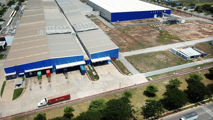 Công ty CP Quốc tế Sơn Hà công bố quay lại mảng bất động sản với phân khúc mới - bất động sản công nghiệp. Ảnh: Song Lê