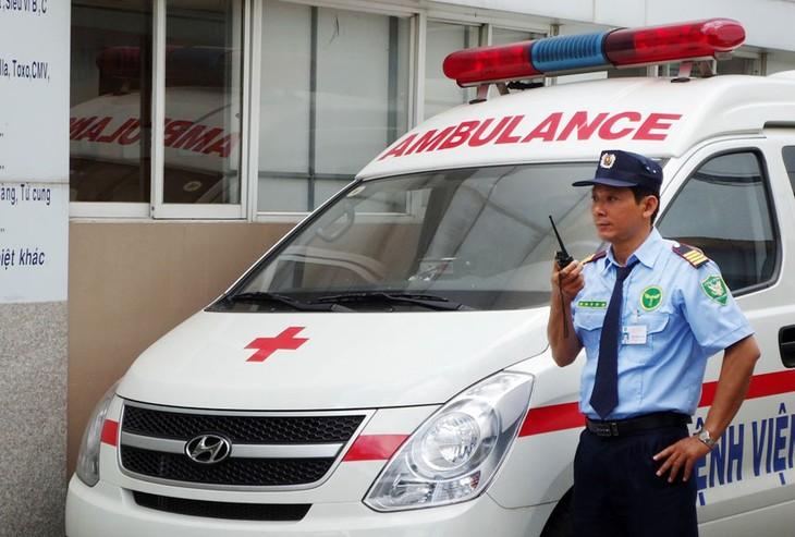Gói thầu Dịch vụ an ninh bệnh viện lựa chọn nhà thầu qua mạng, do Bệnh viện Đa khoa Vân Đình (Hà Nội) làm bên mời thầu. Ảnh minh họa: Nam Kỳ