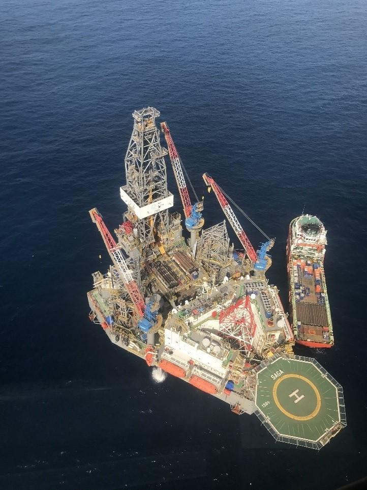 Phát hiện dầu khí mới tại Lô 114 ngoài khơi thềm lục địa Việt Nam