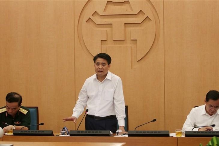 Chủ tịch Hà Nội yêu cầu cấm quán bar, karaoke từ 0h ngày 1.8. Ảnh: Xuân Hải