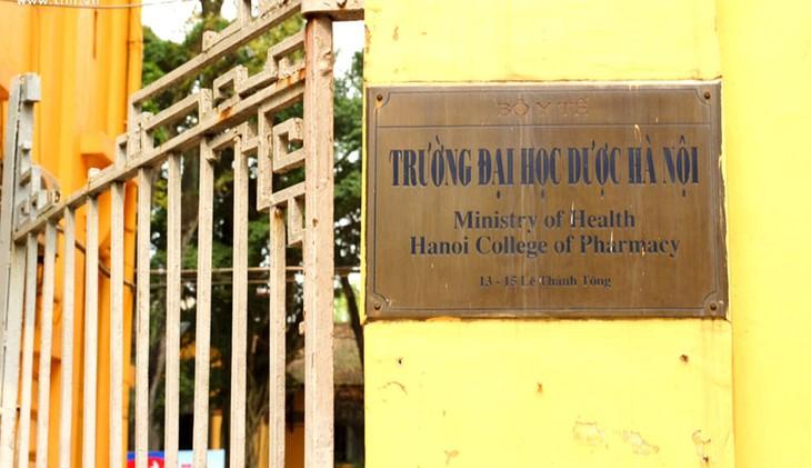 Gói thầu XL-TB.2019 trị giá hơn 961 tỷ đồng, sử dụng vốn ODA của Chính phủ Hàn Quốc, do Trường Đại học Dược Hà Nội làm bên mời thầu. Ảnh: St