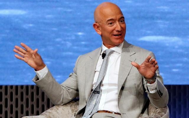 Tỷ phú Jeff Bezos bán hơn 3,1 tỷ USD cổ phiếu Amazon
