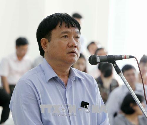 Ông Đinh La Thăng, cựu Chủ tịch Hội đồng Quản trị PVN. Ảnh: Văn Điệp/TTXVN