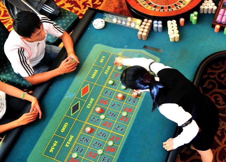 Việt Nam có 8 doanh nghiệp đã triển khai kinh doanh casino, với tổng doanh thu đạt 2.500 tỷ đồng, nộp ngân sách nhà nước 1.340 tỷ đồng trong năm 2019. Ảnh: Trần Sơn