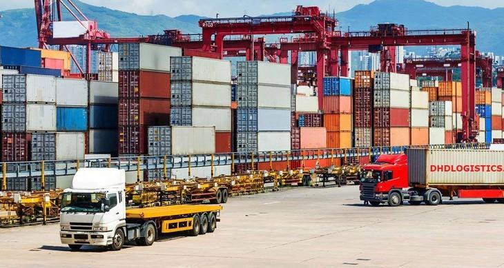 Tổng kim ngạch xuất nhập khẩu 8 tháng đạt trên 337 tỷ USD