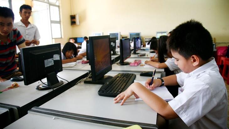 Kiến nghị tại Gói thầu Mua sắm tài sản trang thiết bị phục vụ công tác quản lý dạy học năm 2020 của Trường Tiểu học Phan Đăng Lưu đã được giải quyết. Ảnh minh họa: Tiên Giang