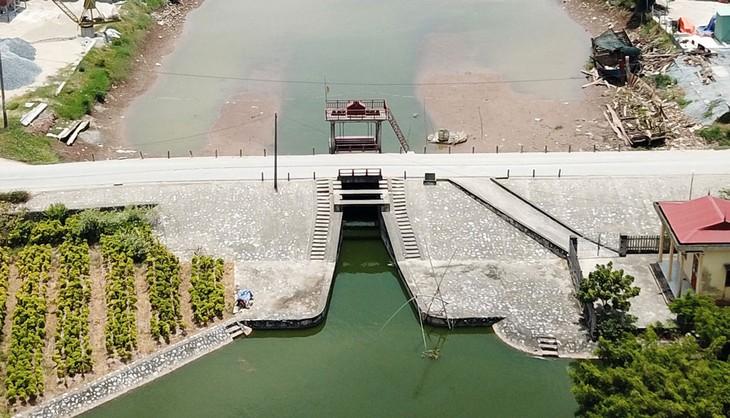2 thành viên trong Liên danh Công ty CP Xây dựng Trung Nam 18 E và C - Công ty CP Lilama 10 từng trúng nhiều gói thầu xây lắp công trình thủy lợi quy mô lớn. Ảnh minh họa: Lê Tiên