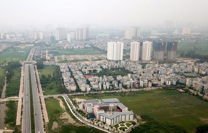 Công ty CP Quốc tế Sơn Hà từng đầu tư nhiều dự án bất động sản như: Khu đô thị Kiến Hưng (Hà Đông, Hà Nội), Paradise Garden (Đà Lạt, Lâm Đồng)… nhưng không thành công. Ảnh: Song Lê