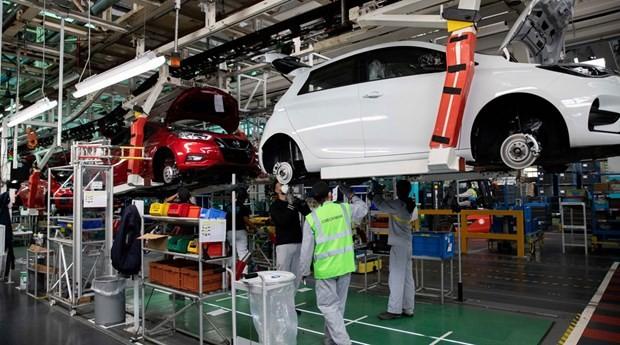 Ngành công nghiệp ôtô châu Âu chịu thiệt hại nặng nề do Brexit. (Ảnh: Bloomberg)