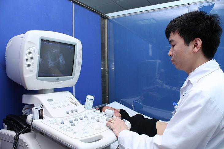 """Nhà thầu cho rằng, thông số nêu trong HSMT 4 gói thầu thiết bị y tế thuộc Dự án Bệnh viện Đa khoa Tiền Giang đã """"ngầm"""" chỉ định 1 hãng duy nhất có thể đáp ứng. Ảnh minh họa: Nhã Chi"""