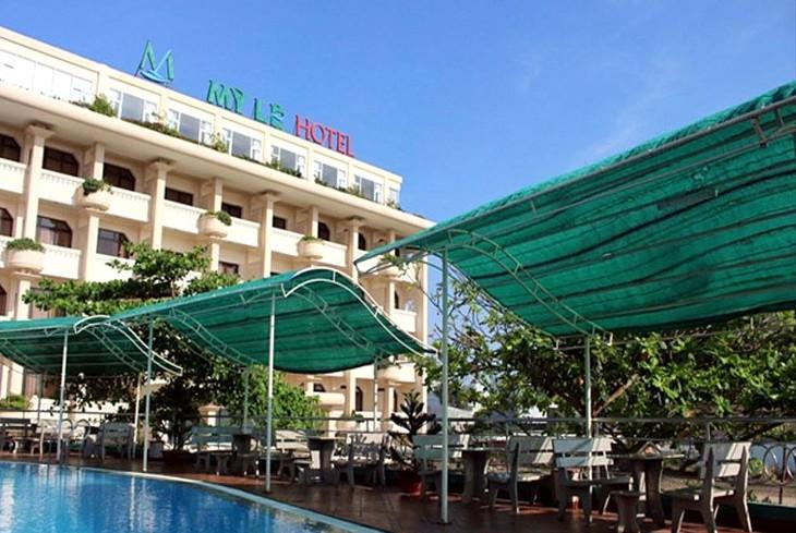 Công ty CP Du lịch Thương mại Nông nghiệp Việt Nam sở hữu Khách sạn Mỹ Lệ tại TP. Vũng Tàu. Ảnh: St