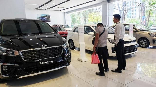 Thị trường ô tô tháng 8/2020 theo báo cáo VAMA sụt giảm 14% so với tháng trước