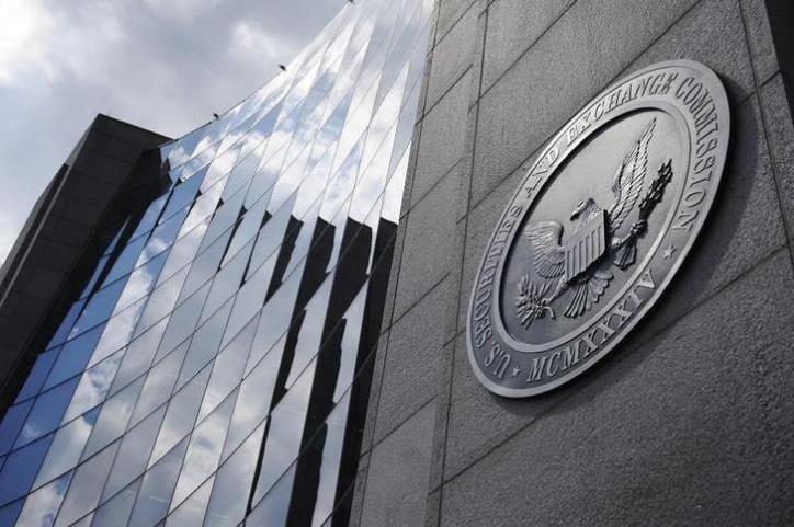 Trụ sở Ủy ban Chứng khoán và Hối đoái Mỹ tại Washington. Ảnh: Reuters