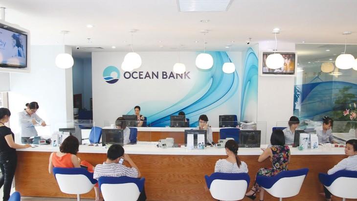 OceanBank sẽ tiếp tục thông báo bán đấu giá các khoản nợ xấu trong thời gian tới. Ảnh: Minh Dũng