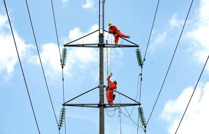 Tỷ trọng các dự án điện BOT, IPP hiện chiếm hơn 30% trong hệ thống điện. Ảnh: Thế Anh