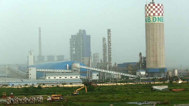 Dự án Nhà máy Đạm Ninh Bình tiếp tục lỗ 780,9 tỷ đồng trong nửa đầu năm 2020. Ảnh: Lê Tiên