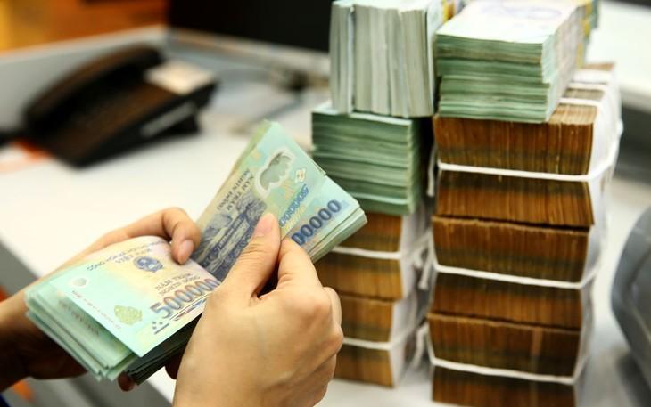 Tỷ lệ nợ xấu nội bảng của các tổ chức tín dụng hiện được kiểm soát dưới mức 2%. Ảnh: Lê Tiên