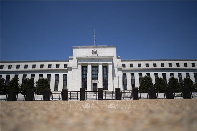 Trụ sở Ngân hàng Dự trữ Liên bang Mỹ (FED) tại Washington, D.C., Mỹ. Ảnh: THX/TTXVN
