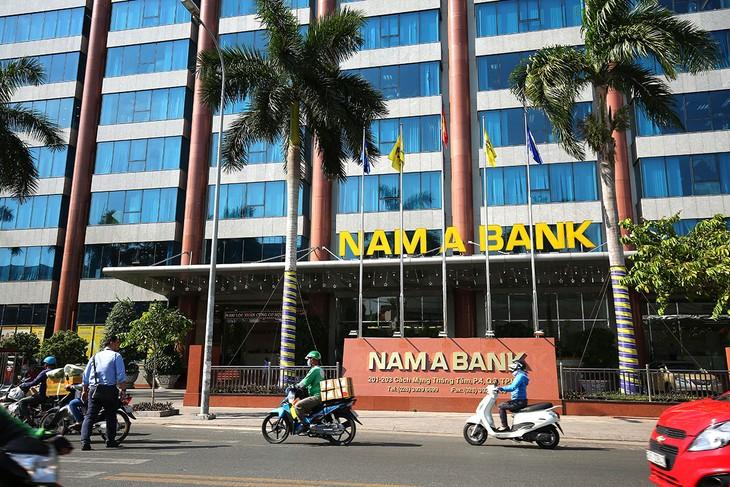 6 tháng đầu năm 2020, dư nợ cho vay khách hàng của Nam Á Bank đạt 77.005 tỷ đồng, tăng 14% so với đầu năm. Ảnh: Lê Tiên