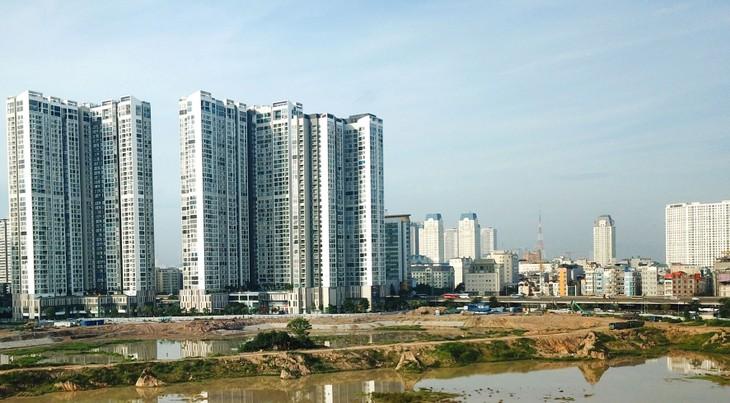 Lực cầu đang được tiếp sức để thị trường bất động sản phục hồi trở lại. Ảnh: Lê Tiên