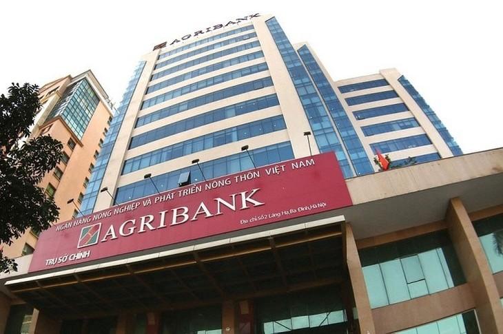 Tính đến cuối quý II/2020, nợ xấu của Agribank gia tăng mạnh, trong đó nợ có khả năng mất vốn tăng từ 12.398 tỷ đồng đầu năm lên 17.285 tỷ đồng. Ảnh: Lê Tiên