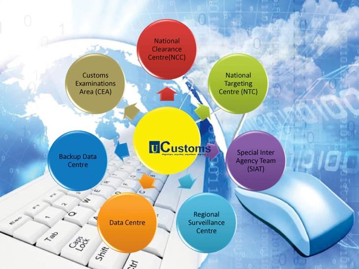 Hệ thống thông tin của Cục Hải quan Malaysia cho phép chia sẻ thông tin hiệu quả, rút ngắn thủ tục và phối hợp thực chất giữa tất cả các cơ quan liên quan đến quá trình thông quan