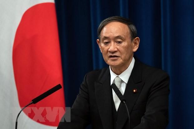 Thủ tướng Suga không thể đến Hàn Quốc nếu vấn đề cưỡng bức lao động thời chiến không có giải pháp thỏa đáng. (Nguồn: AFP/TTXVN)