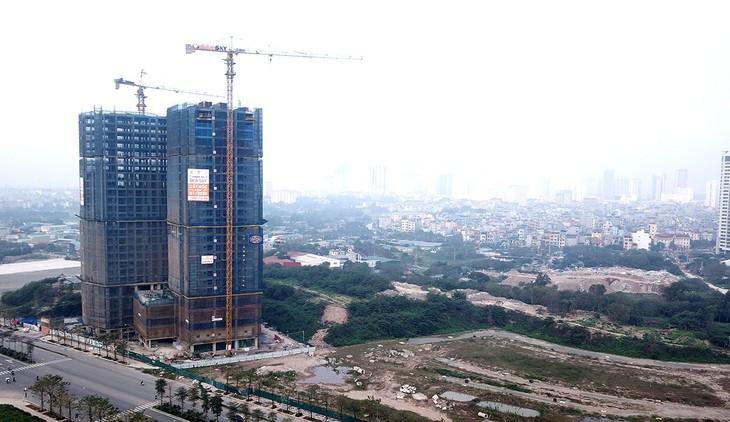 Nhiều nhà đầu tư khai phá những thị trường mới ở ngoại thành Hà Nội như Đông Anh, Gia Lâm, Hoài Đức… Ảnh: Lê Tiên