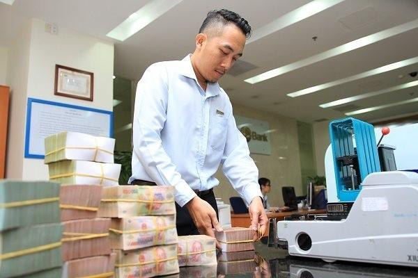 Các ngân hàng đẩy mạnh phát hành TPDN trong tháng 9 để gia tăng quy mô vốn cho vay trung và dài hạn Ảnh: Tư liệu TBKTSG