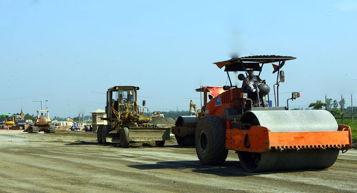 Gói thầu Thi công sửa chữa Đường tỉnh 309C đoạn Km2 - Km7 (tỉnh Vĩnh Phúc) có nguy cơ phải tiếp tục gia hạn thời điểm đóng thầu. Ảnh minh họa: Tường Lâm