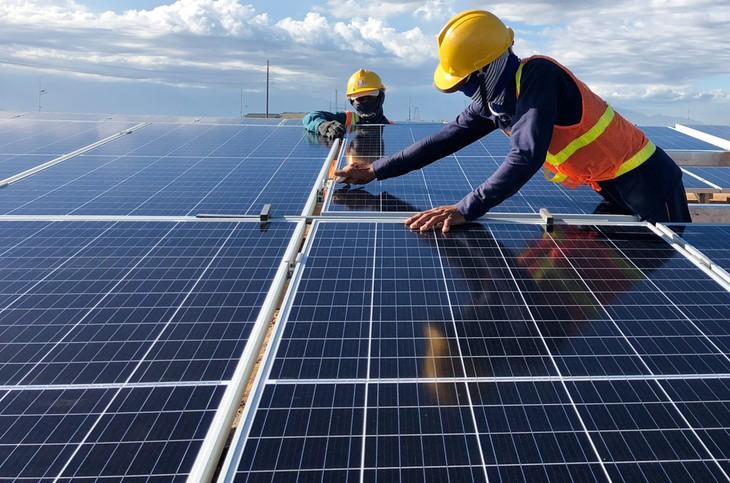 Công ty CP BB Group, do ông Vũ Quang Bảo là cổ đông lớn nhất, gần đây đẩy mạnh đầu tư vào lĩnh vực năng lượng tái tạo. Ảnh: Trung Thành