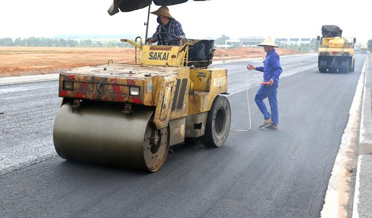 Dự án Đường vành đai IV (Hà Nội), địa phận tỉnh Bắc Giang: Sắp cán đích sau gần 1 năm chậm tiến độ