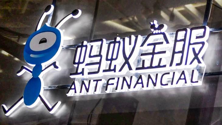 Ant Group được định giá kỷ lục hơn 313 tỷ USD