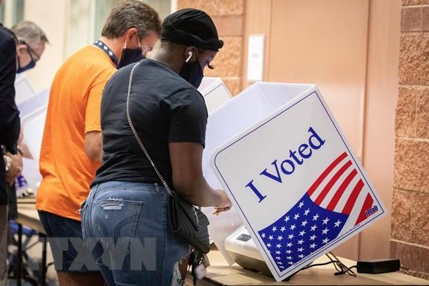 Bầu cử Mỹ 2020: Xuất hiện một số trục trặc tại các điểm bỏ phiếu